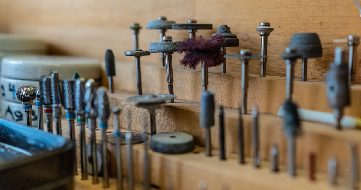 Goldschmiede-Atelier bei Aurum