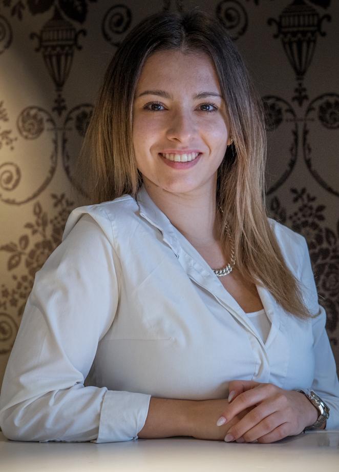 Katia Batista bei Aurum
