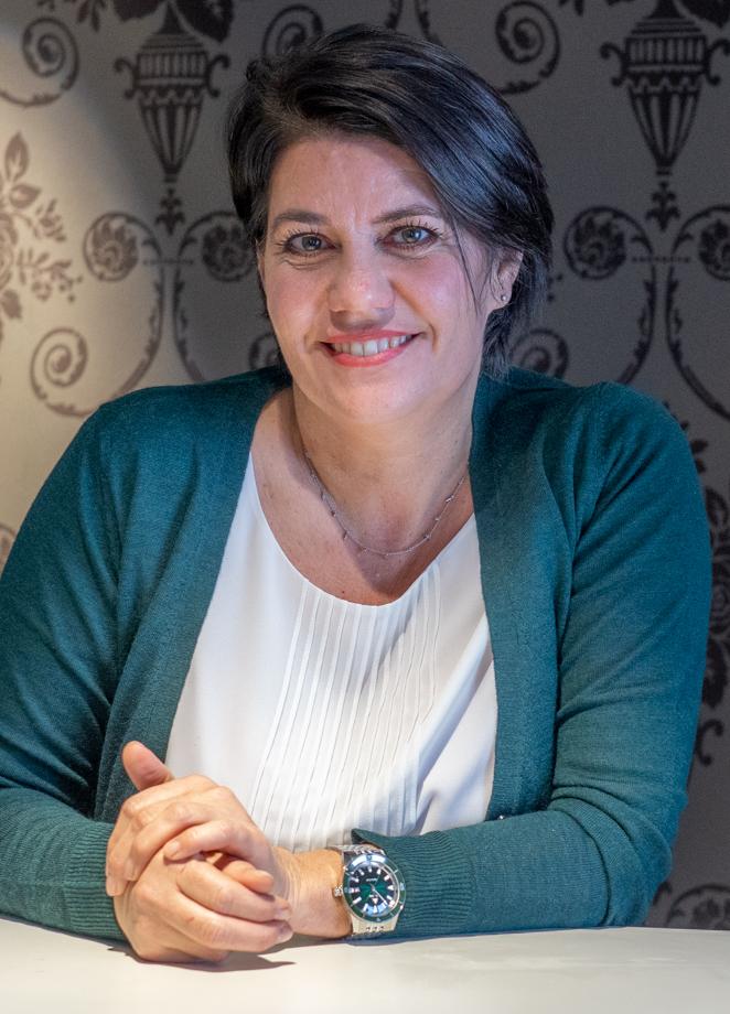 Sandra Granata bei Aurum